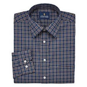 Stafford Button Down Dress Shirt- NWT